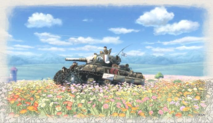 Valkyria Chronicles 4 LE hAFEN