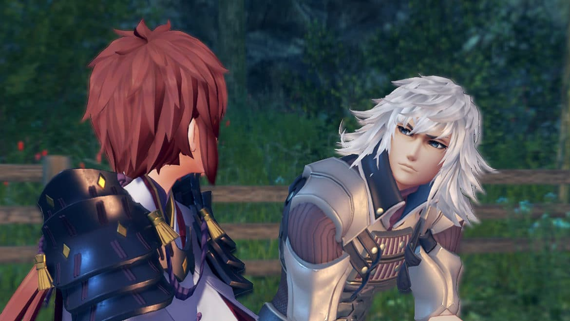 Xenoblade Chronicles: 2 Torna - The Golden Country - Jin et Lora