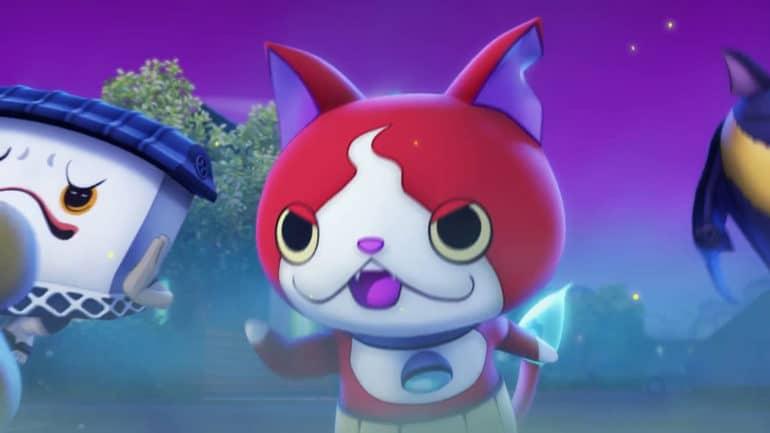 Yo-Kai Watch Blasters: Peloton du Chat Rouge & L'Escadron du Chien Blanc - Jybanian