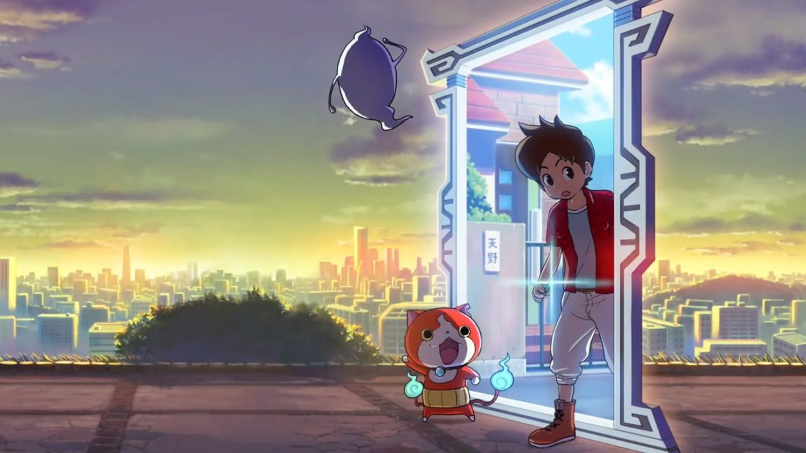 Yo-kai Watch 4 -Multiverse