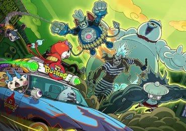 Yo-kai Watch Blasters - artwork principal