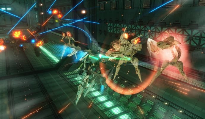 Zone of the Enders: The 2nd Runner MARS combat