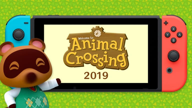 animal crossing sur switch