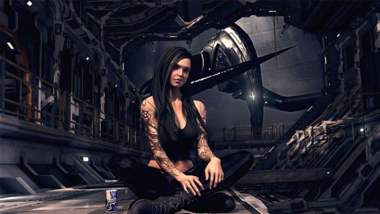 Black Desert Online personnage