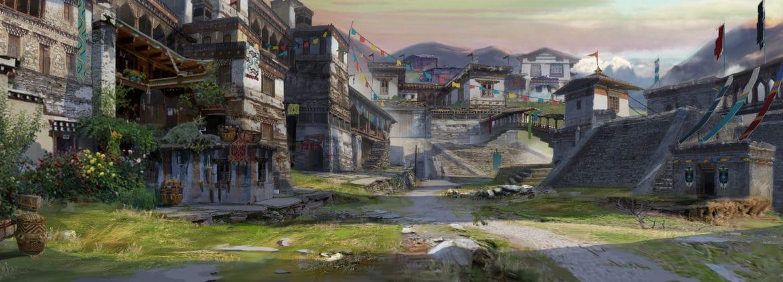 black desert online drieghan ville
