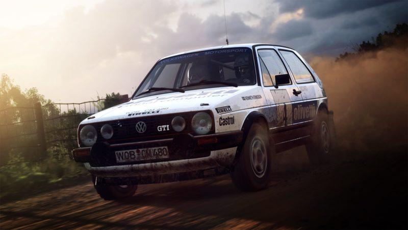 dirt rally 2.0 volkswagen