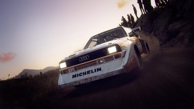 dirt rally 2.0 old audi