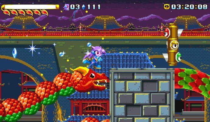 Freedom Planet dragon orient