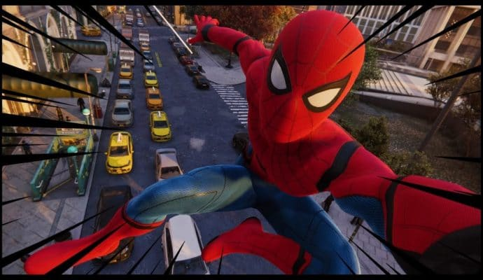 Spider-Man costume Stark