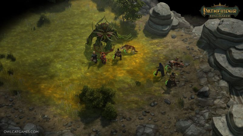 pathfinder: kingmaker boss