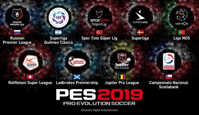 pes 2019 all championship