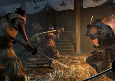 Sekiro: Shadows Die Twice combat