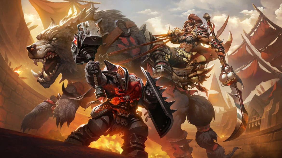 World of Warcraft: Battle for Azeroth nain Sombrefer orc Mag'har