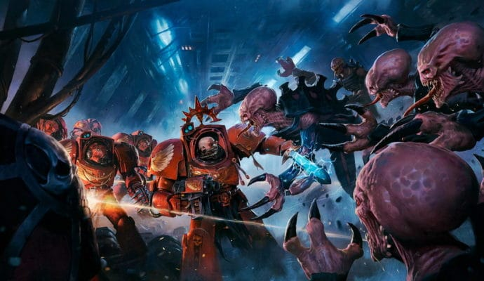 space hulk: tactics blood angel