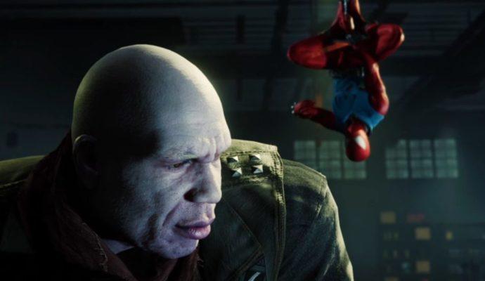 Spider-Man Tombstone