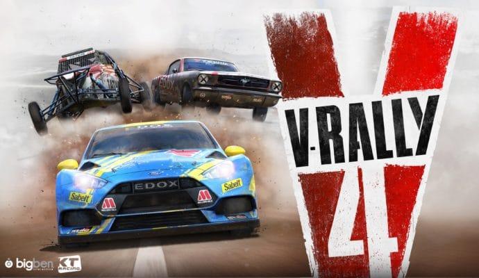 v-rally 4 trio autos