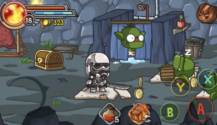 Wonder Blade stormtrooper orcs