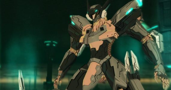 Zone of the Enders : The 2nd Runner MARS Jehuty