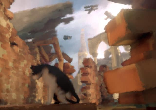 11-11: Memories Retold le chat