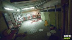 last year: the nightmare salle de bain