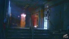 last year: the nightmare escalier