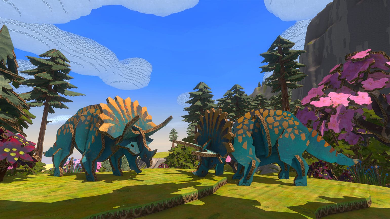 cardlife dinosaure