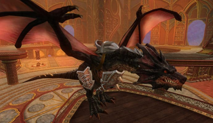 everquest 2: chaos descending dragon