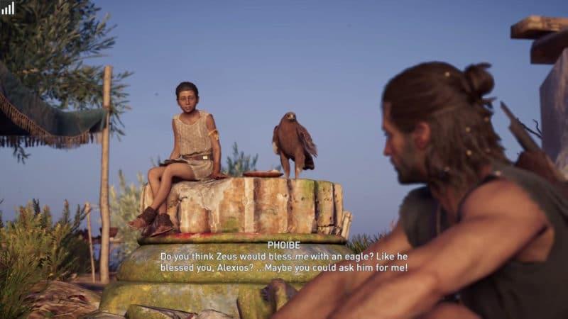 Assassin's Creed Odyssey - de beaux plans