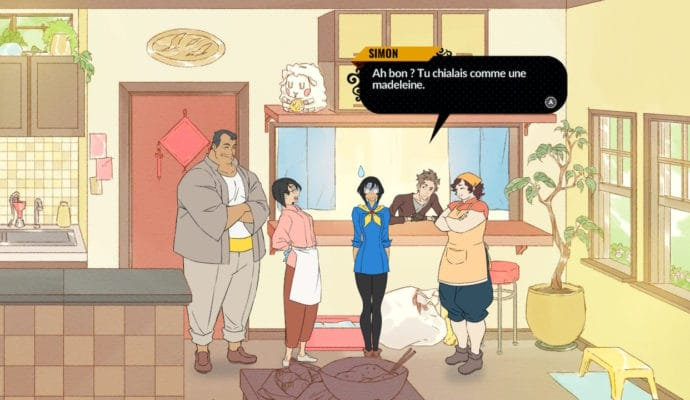 Battle Chef Brigade - Mina ambarassée
