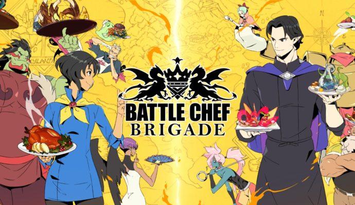 Battle Chef Brigade - artwork principal