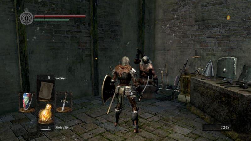 Dark Souls: Remastered - Ce mec est un héros