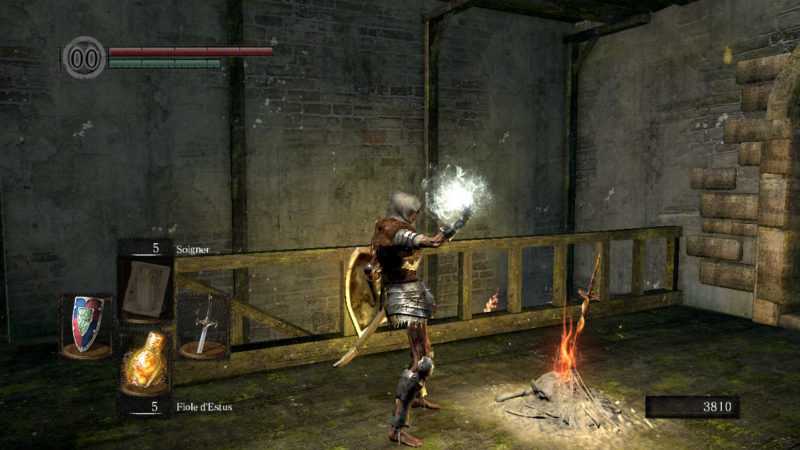 Dark Souls: Remastered - Dark Souls - White washing ouais !