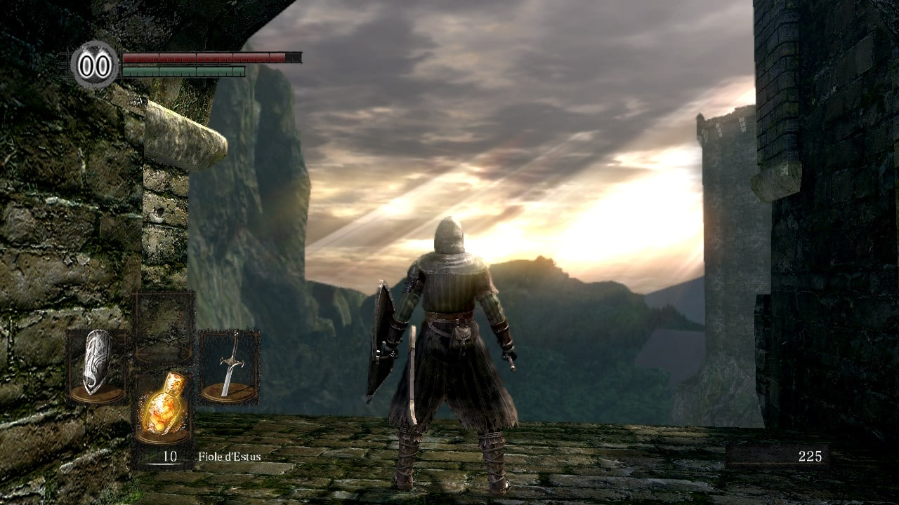 Dark Souls: Remastered - Toutes sortes de paysages