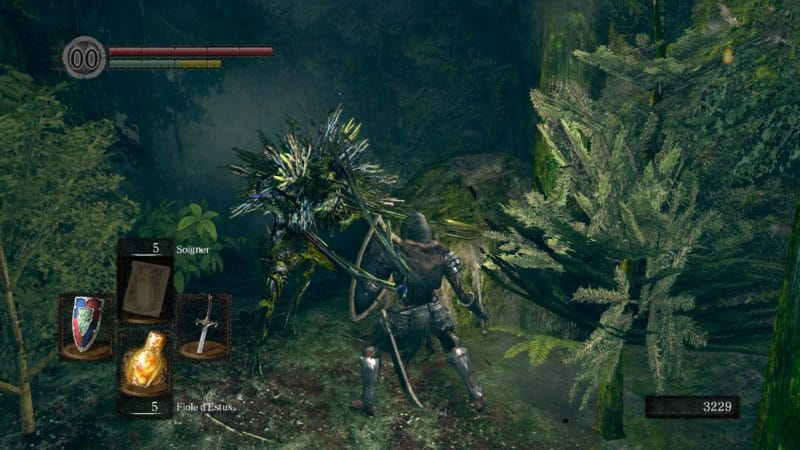 Dark Souls: Remastered - Toutes sortes d'ennemis