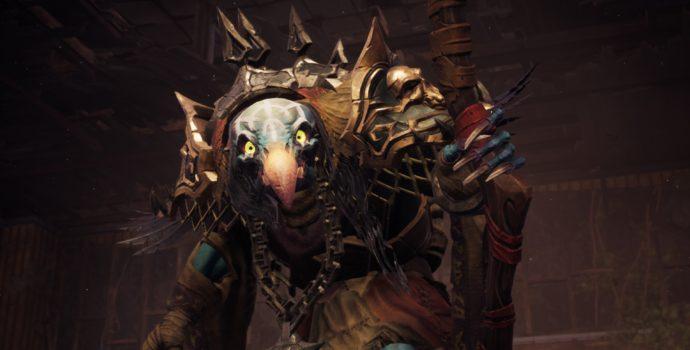 Darksiders III - boss démo