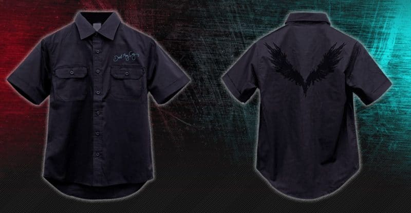 Devil May Cry 5 chemise