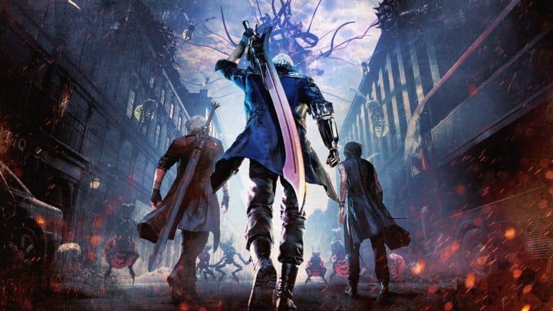 Paris Games Week Devil May Cry 54