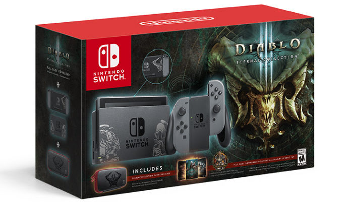 Diablo III: The Eternal Collection - packaging