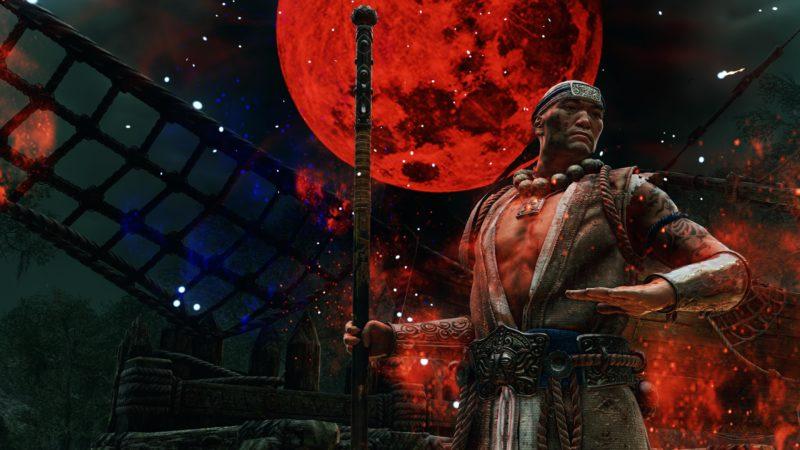 for honor: retour de l'au-delà pleine lune