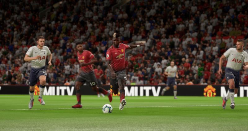 FIFA 19 - tir 2