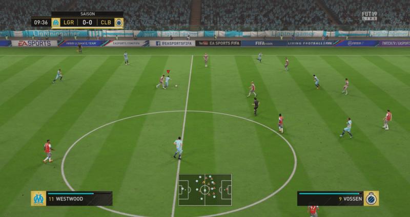 FIFA 19 - Match ultimate team 2