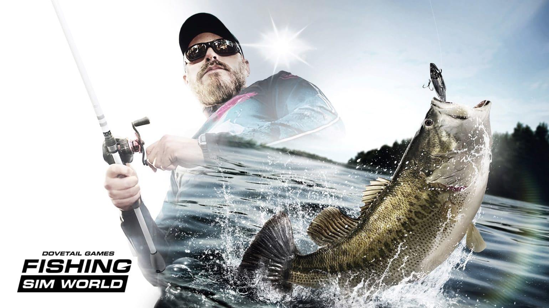 Fishing Sim World cover