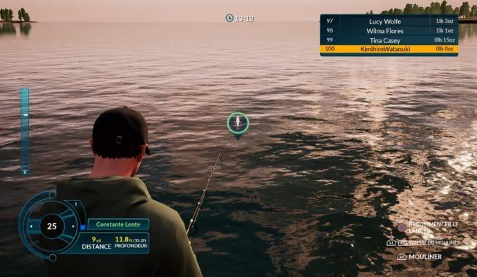 Fishing Sim World tournoi
