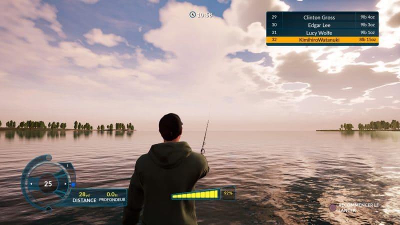 Fishing Sim World lancer