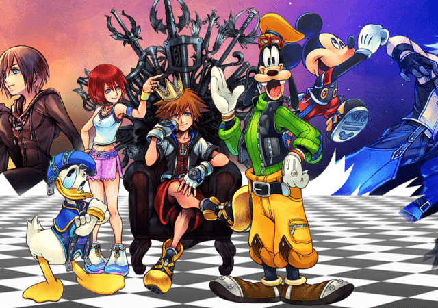 Kingdom Hearts: The Story So Far annoncé