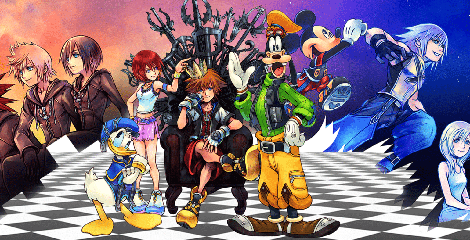 Kingdom Hearts: The Story So Far annoncé