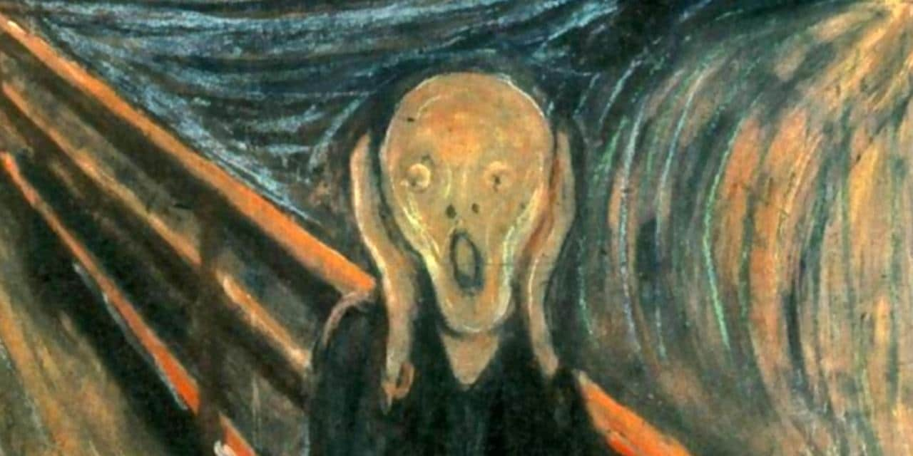 Munch - Le Cri, The Scream