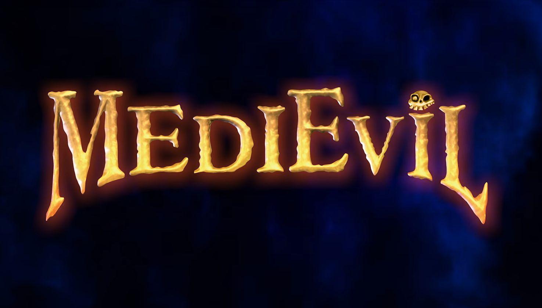 Medievil ps4 - titre