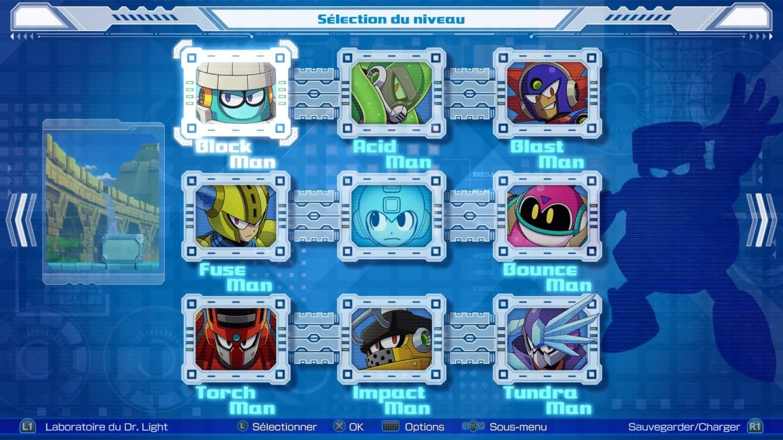 Mega Man 11 - Choose your Destiny