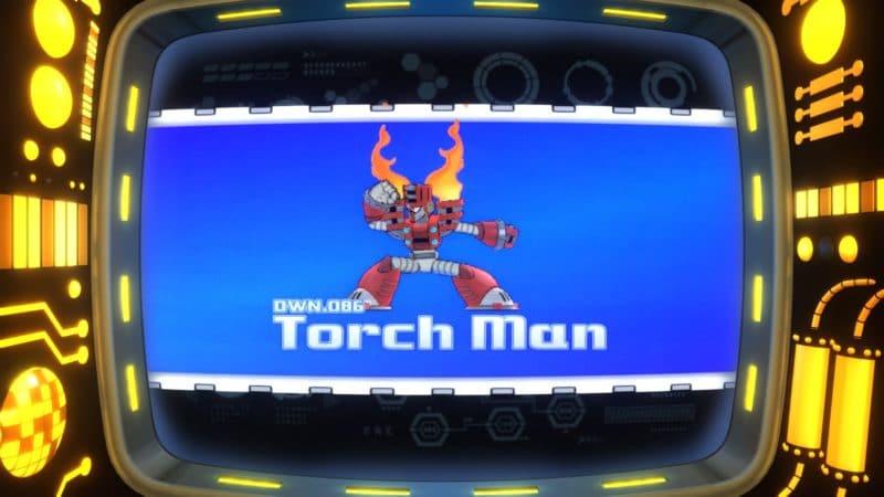 Mega Man 11 - Torch Man